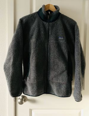 Patagonia Fleece Jacket Made in USA for Sale in Brush Prairie, WA
