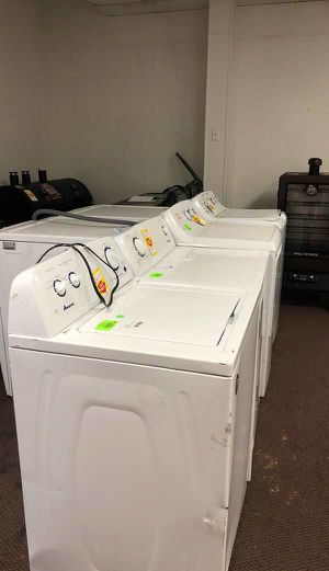 Washer and dryer liquidation O8U for Sale in Houston, TX