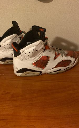 Air Jordan 6 Retro Like Mike White for Sale in Austin, TX