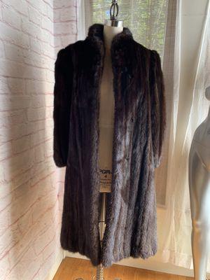Vintage Mink/fur/wool coats , hats, beanie hats, gloves , scarves for Sale in Boston, MA