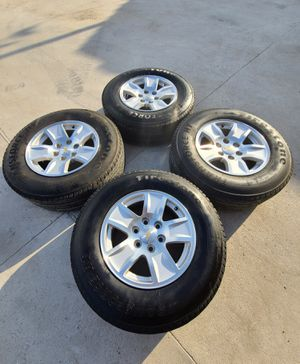 Chevy wheels & tires for Sale in Houston, TX
