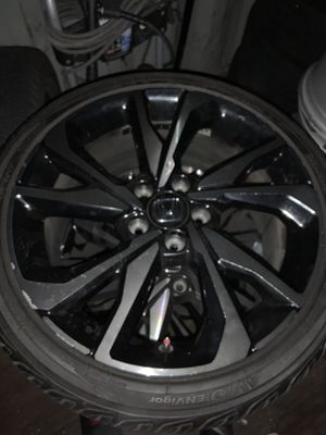 """2017 Honda Civic rims 18"""" 5x114.3 for Sale in Worcester, MA"""