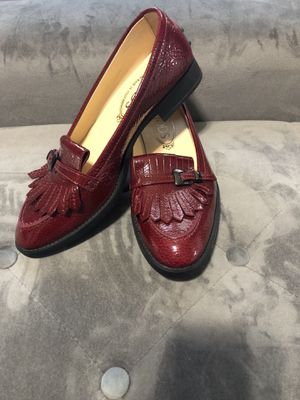 Red Loafers from TODS for Sale in Alexandria, VA