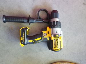 Dewalt 20v XR brushless hammer drill for Sale in North Las Vegas, NV