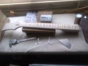 Guitar repair 4 trades guitar basses and amps for Sale in Manitou Springs, CO