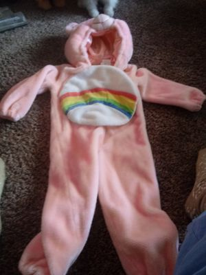 Selling a nice little girls Care Bear Costume for Sale in Wichita, KS