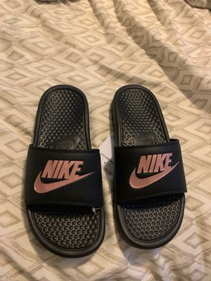 Brand new Nike women's slide size 7. New in box. Never worn. for Sale in Winston-Salem, NC