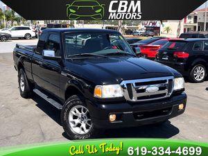 2007 Ford Ranger for Sale in El Cajon, CA