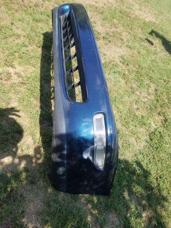 Front bumper toyota corolla 97