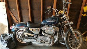 2001 Harley-davidson motorcycle for Sale in San Antonio, TX