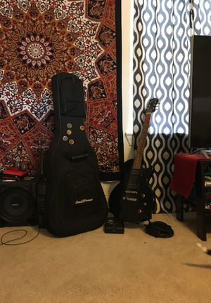 Epiphone Guitar with accessories for Sale in San Marcos, TX
