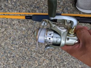 Fishing poles and reels for Sale in Puyallup, WA