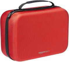 AmazonBasics Travel and Storage Case for Nintendo Switch - Red for Sale in Saginaw, MI