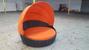 Patio Furniture Outdoor Daybed, floor sample sale for Sale in Phoenix, AZ