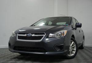 2014 Subaru Impreza Sedan for Sale in Philadelphia, PA