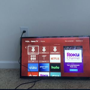 TCL ROKU TV 32 for Sale in Miami, FL