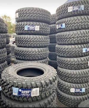 KANATI Mud Hog Tires Brand New Inventory Starting @ $149 EA for Sale in Westminster, CA