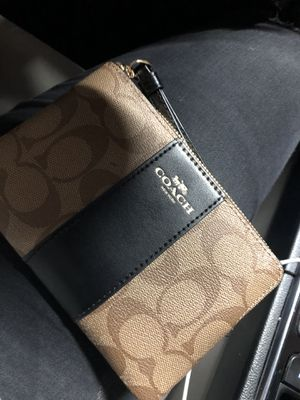 coach wallet for Sale in Concord, CA