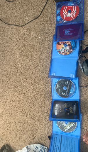 PS4 games for Sale in Lithonia, GA
