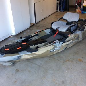 Fishing Kayak - Feel Free Lure 10 for Sale in Duvall, WA