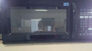 Black Samsung microwave for Sale in Tampa, FL