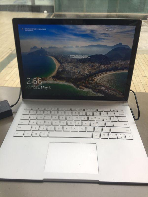 Microsoft Surface Book 13.5 inch