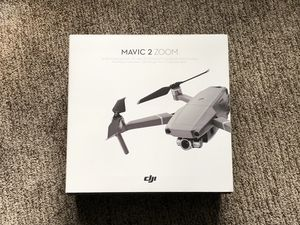 DJI Mavic 2 Zoom Drone - New for Sale in Tacoma, WA