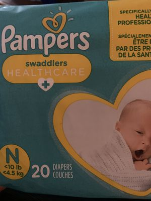Newborn diapers for Sale in Columbus, OH
