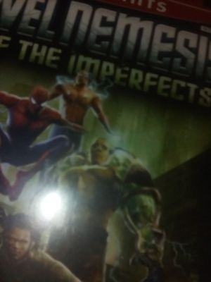 Marvel nemesis rise of the imperfects ps2 for Sale in Fontana, CA