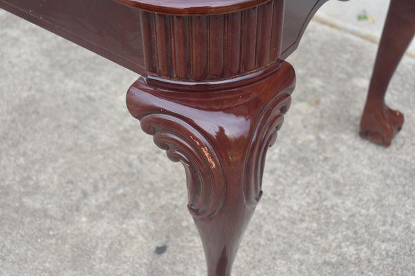 Beautiful Mahogany End Tables (2)