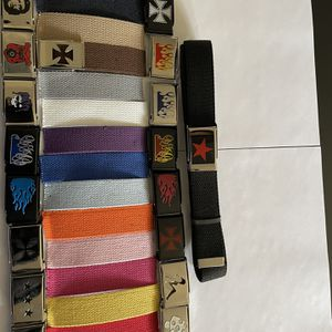 YOUR OWN CHOICE COMBINATION WEB BELTS for Sale in Pomona, CA