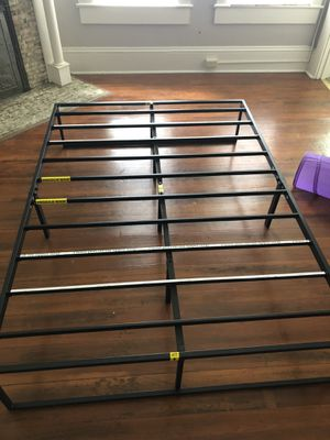 Full size bed frame for Sale in Fitzgerald, GA