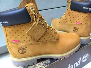 NEW Supreme Comm des Garcons Timberland Collaboration Boots SIZE 12 for Sale in Anaheim, CA