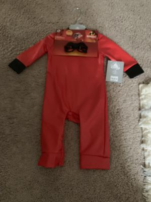 Baby boys incredibles costume for Sale in Fallsington, PA