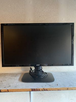 Acer Computer Monitor for Sale in San Clemente, CA