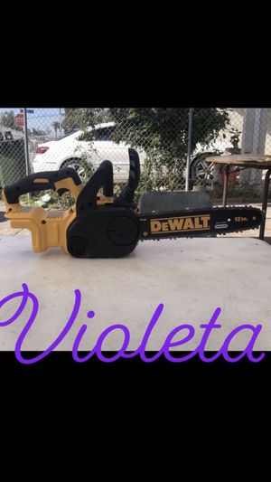 Dewalt chainsaw for Sale in Los Angeles, CA