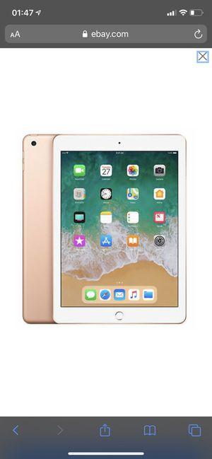 iPad 6th generation for Sale in El Sobrante, CA