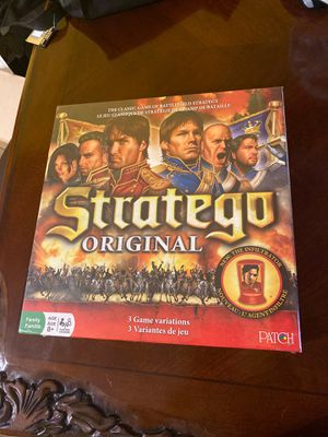 Strategic original game board , Mint Condition and never used before for Sale in Paramount, CA