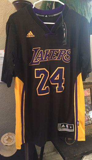 Kobe Bryant Hollywood Night LA Lakers Adidas Swingman Jersey for Sale in Los Angeles, CA