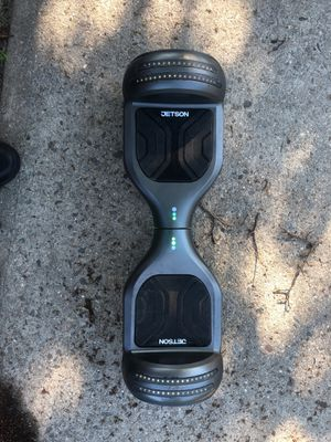Jetson x10 hoverboard Bluetooth speaker and led lights for Sale in Queens, NY