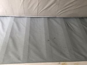 Queen size bed with box spring and Frame for Sale in Minneapolis, MN