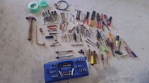 Tools and tool box for Sale in San Antonio, TX
