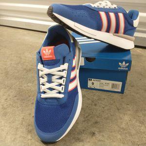 Adidas Retrospect Blue Size Men's 9 for Sale in Philadelphia, PA