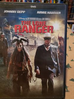 The Lone Ranger DVD for Sale in Seabrook,  TX