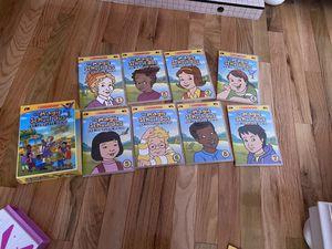 Magic school bus dvd complete set for Sale in West Orange, NJ