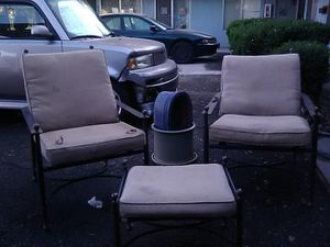 Patio furniture for Sale in Visalia, CA