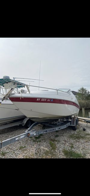 93 Chris-Craft concepts 23 foot runs excellent Turnkey boat for Sale in Freeport, NY