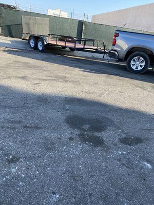 trailer 16x6.5 brand new for Sale in Bellflower, CA