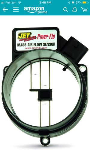 Jet performance mass airflow sensor for Sale in Lakeside, CA
