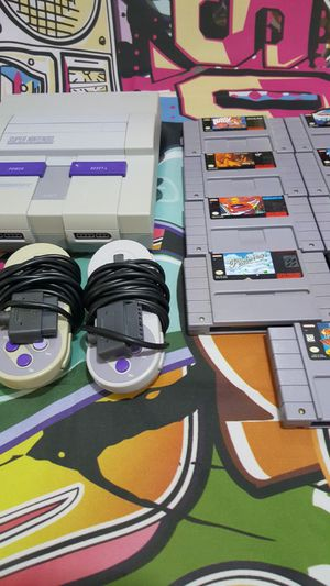 Super Nintendo Entertainment System for Sale in Woodway, WA
